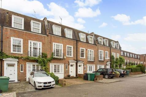Marston Close, South Hampstead. 5 bedroom house for sale