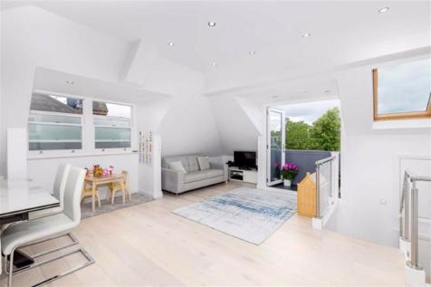 Goldhurst Terrace, South Hampstead. 4 bedroom flat for sale