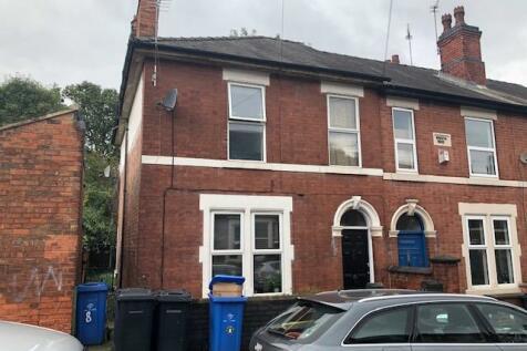 30 Sudbury Street, Derby, DE1 1LU. 5 bedroom house of multiple occupation for sale
