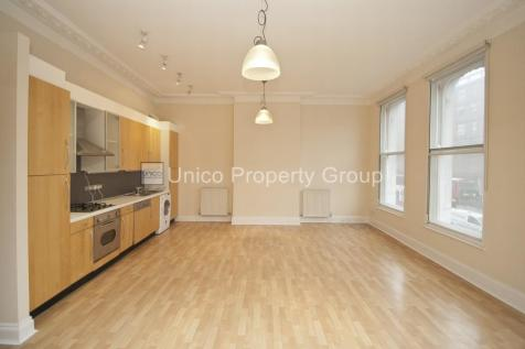 Whitechapel Road, Whitechapel, E1. 1 bedroom flat