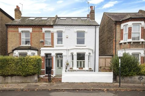 Merton Road, London, SW18. 5 bedroom semi-detached house for sale