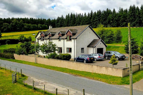 Cherry Cottage, Skye Of Curr Road, GRANTOWN-ON-SPEY, PH26 3PA. 5 bedroom detached villa