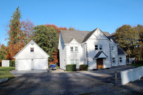 2 Millbank Park, MUNLOCHY, IV8 8NU. 5 bedroom detached villa for sale