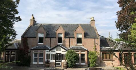Apple Grove, Leanaig Road, CONON BRIDGE, IV7 8BB. 4 bedroom semi-detached villa