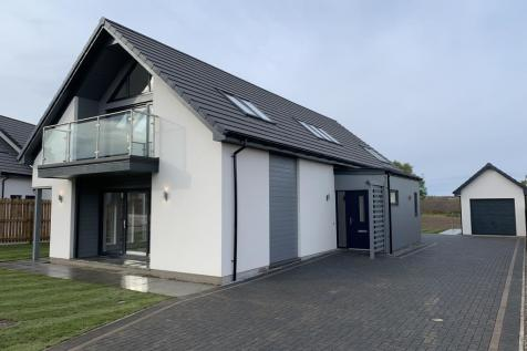 Banquo, Plot 6, Sonas Development, Dyke, FORRES, IV36 2AE. Plot for sale