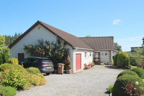 Craggan, Swordale Road, EVANTON, IV16 9UZ. 4 bedroom detached bungalow