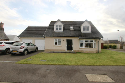 7 Priory Gardens, BEAULY, IV4 7GA. 4 bedroom detached villa for sale
