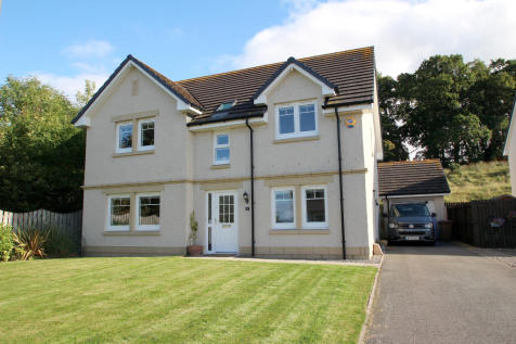 8 Holly Gardens, INVERNESS, IV2 6BL. 5 bedroom detached villa for sale