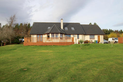 Kintail, Lamington, INVERGORDON, IV18 0PE. 4 bedroom detached villa for sale