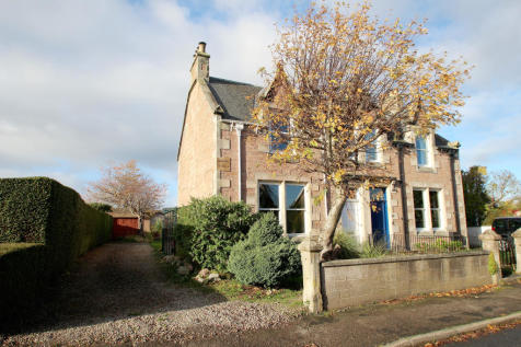 2 Elm Row Villa, 16 Ballifeary Road, INVERNESS, IV3 5PJ. 4 bedroom semi-detached house for sale