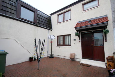 8 Balvaird Terrace, MUIR OF ORD, IV6 7TR. 3 bedroom terraced house for sale