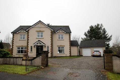 45 Redwood Avenue, Milton of Leys, INVERNESS, IV2 6HA. 5 bedroom detached villa for sale