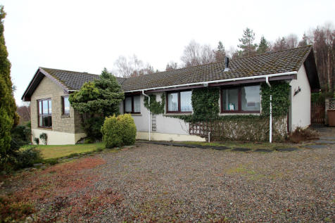 Innes Brae, Blackpark, INVERNESS, IV3 8PW. 3 bedroom detached bungalow for sale