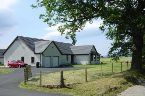 Beinn Beag, Highfield, MUIR OF ORD, IV6 7XN. 5 bedroom bungalow for sale