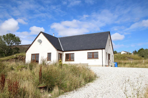 Tigh Andreas, 13a Heaste, Broadford, ISLE OF SKYE, IV49 9BN. 3 bedroom detached house for sale