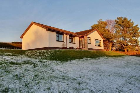 Shamara, Newmore, INVERGORDON, IV18 0PG. 3 bedroom detached bungalow for sale