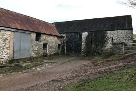 Gwenddwr, Builth Wells, Powys. Barn conversion