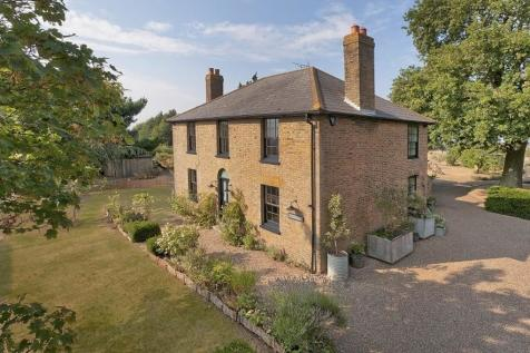 With Annex Potential, Upchurch Village. 4 bedroom detached house