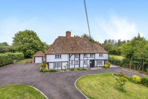 Grade II* Listed Splendor - East Sutton. 5 bedroom detached house