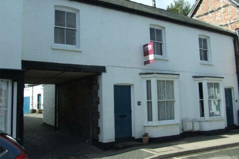 High Street, Presteigne, Powys. 3 bedroom terraced house