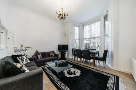 Longridge Road, Earl's Court, SW5. 2 bedroom flat