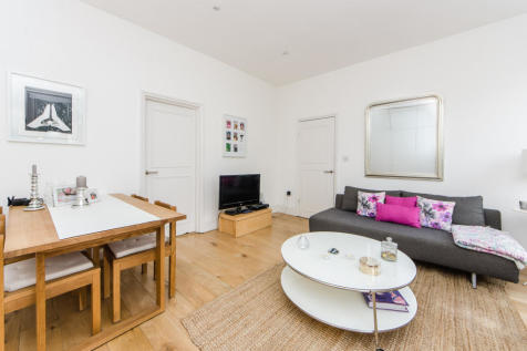Finborough Road, West Chelsea, SW10. 1 bedroom apartment