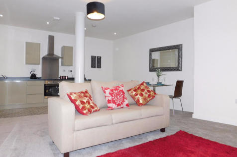 2 Manor Row, City Centre, Bradford, BD1. 1 bedroom apartment