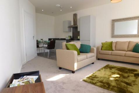 2 Manor Row, City Centre, Bradford, BD1. 2 bedroom apartment