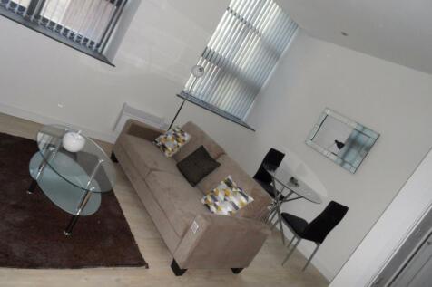 Apt 106 2 Mill Street, City Centre, BD1. 1 bedroom apartment