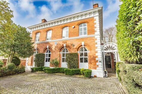 Giles House, Harborne Road, Edgbaston, Birmingham, B15 3HG. 5 bedroom detached house for sale