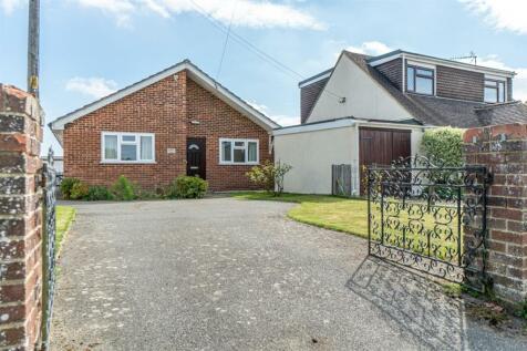 Swan Lane, Sellindge, Kent, TN25 6HB. 3 bedroom bungalow