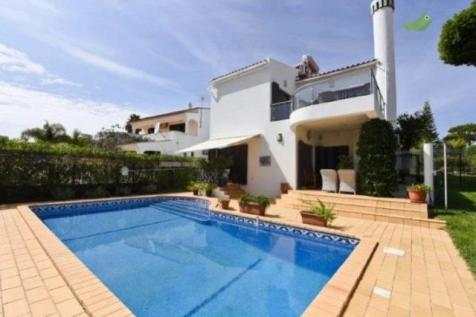 Vilamoura, Algarve. 4 bedroom detached house for sale