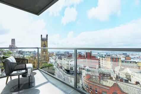 Liverpool Investment Flat, 89-97 Renshaw Street, Liverpool L1 2SJ. 2 bedroom apartment