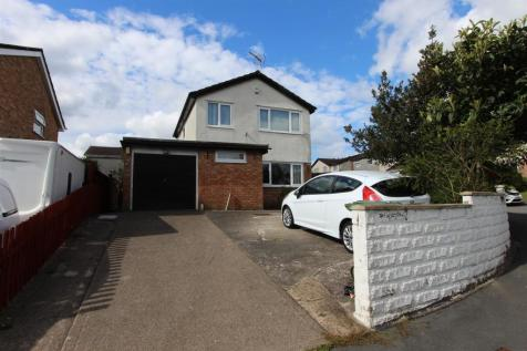 Maes-Y-Drudwen, Caerphilly. 3 bedroom detached house