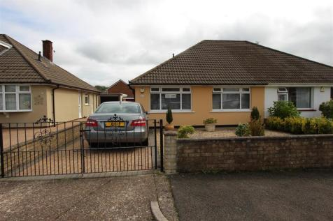 Brookside Crescent, Caerphilly. 2 bedroom semi-detached house