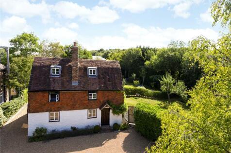 Noahs Ark, Kemsing, Sevenoaks, Kent, TN15. 5 bedroom detached house for sale