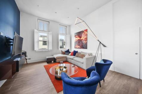 Bolsover Street, London. 3 bedroom apartment