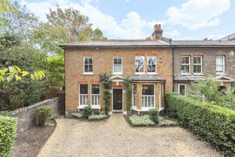 Annesley Road, Blackheath SE3. 4 bedroom semi-detached house