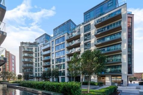 Quarter House, Battersea Reach, London, SW18. 3 bedroom penthouse
