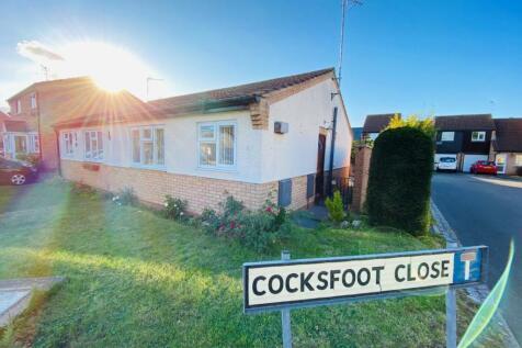 Cocksfoot Close, Stratford-Upon-Avon. 2 bedroom bungalow