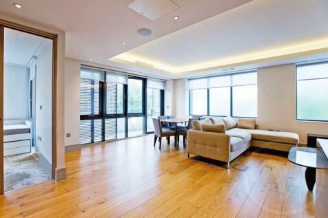 Cecil Grove, Primrose Hill, London NW8. 3 bedroom flat