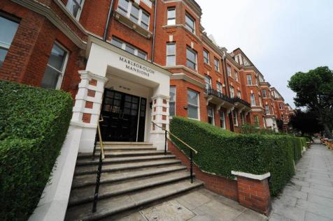Cannon Hill, West Hampstead, London, NW6. 4 bedroom flat