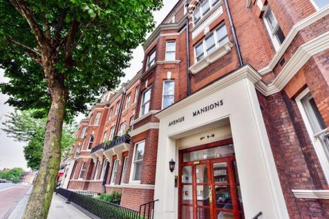 Avenue Mansions, Finchley Road, Hampstead, London, NW3. 4 bedroom flat for sale