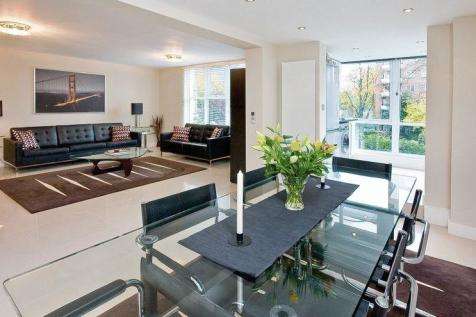 Boydell Court, St Johns Wood Park, London, NW8. 3 bedroom flat