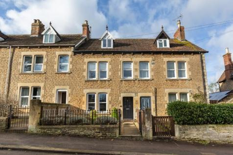 Weymouth Road, Frome, Somerset, BA11. 4 bedroom terraced house