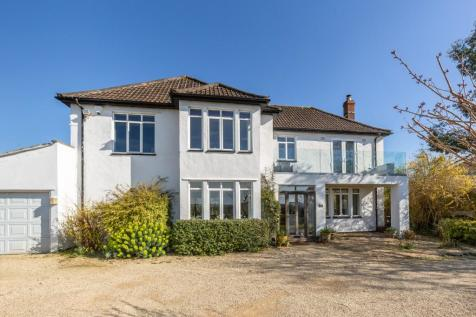 Marston Lane, Frome, Somerset, BA11. 5 bedroom detached house