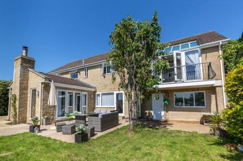 Leys Lane, Frome, BA11 2JX. 5 bedroom detached house for sale