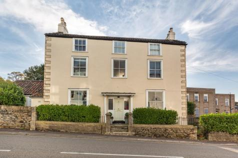 North Parade, Frome, Somerset, BA11. 4 bedroom detached house for sale