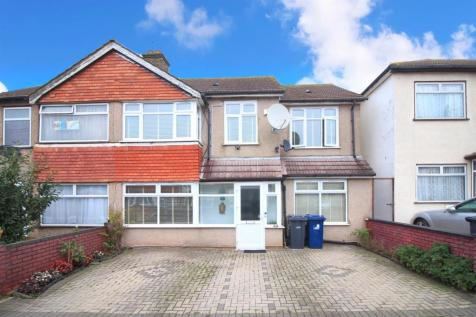 Dormers Avenue, Southall, UB1. 5 bedroom semi-detached house for sale