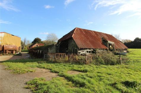 Oakhanger, Bordon. Land for sale